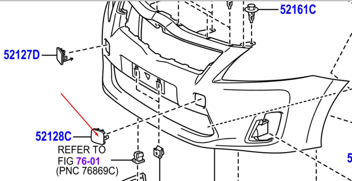 pour Toyota Corolla Vensis Auris V/éhicule Hilux Yaris Prius Fixations Pare-Chocs pour Fender Buckle Clip Accessoires de Voiture 20pcs 79