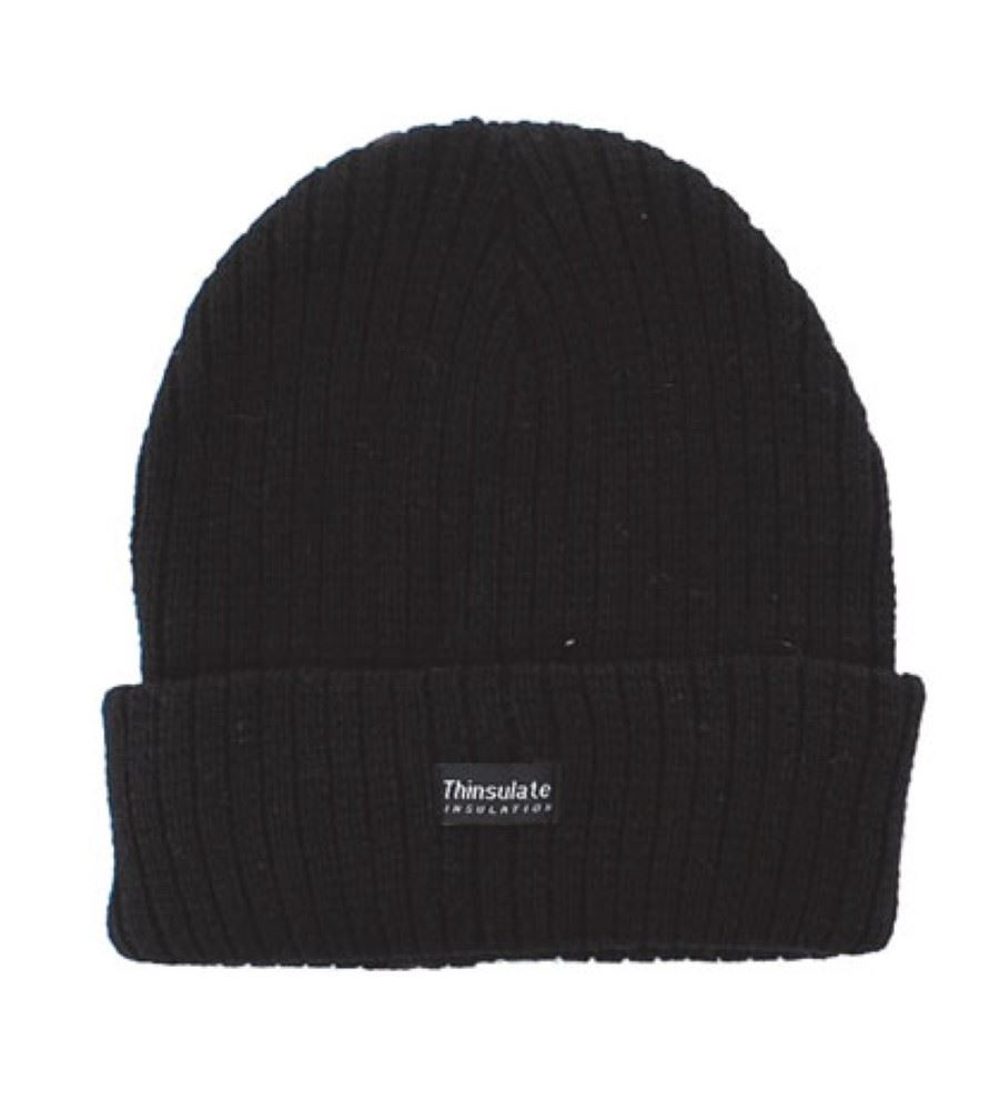 6da2bf24622 MENS Thinsulate THERMAL Winter BEANIE HAT