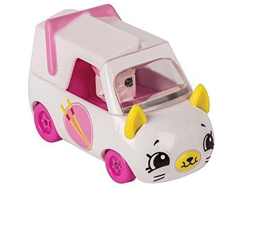 Shopkins Cutie Cars Single Pack - Zoomy Noodles