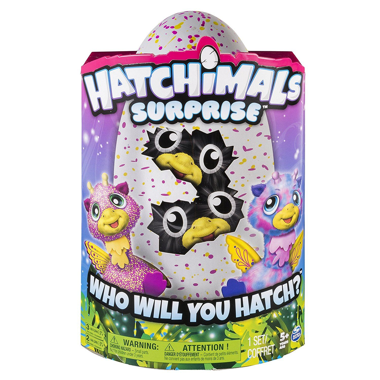 Hatchimals Surprise Pink/yellow Egg