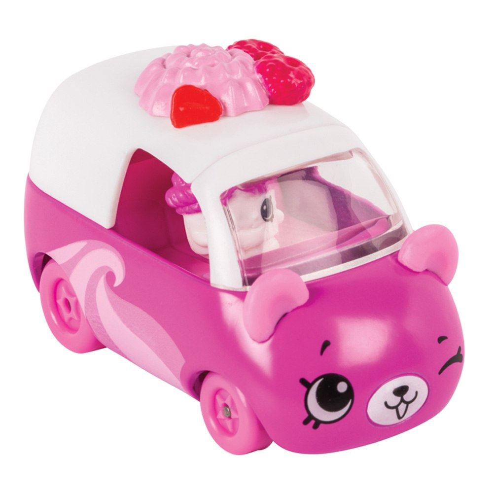 Shopkins Cutie Cars Single Pack - Frozen Yocart