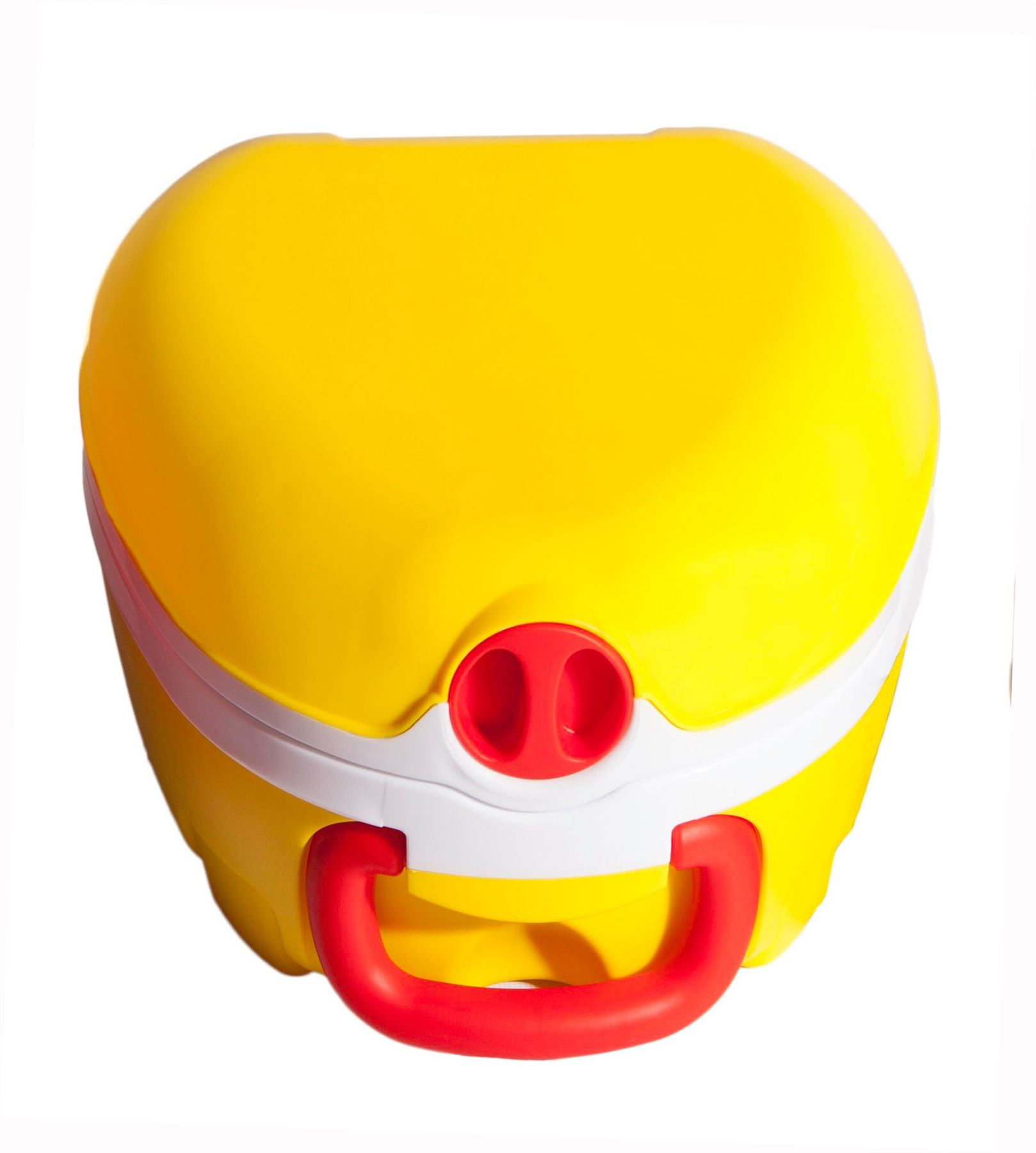 My Carry Potty (yellow)