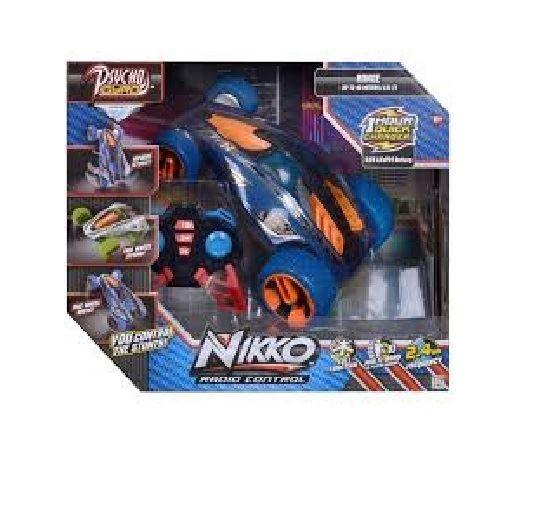 Nikko Psycho Gyro Pro Blue Car