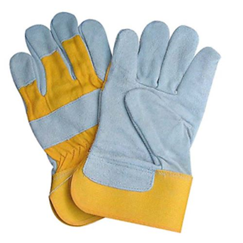 Heavy Duty Industrial Canadian Rigger Gloves Easy Grip Gardening Working Gloves