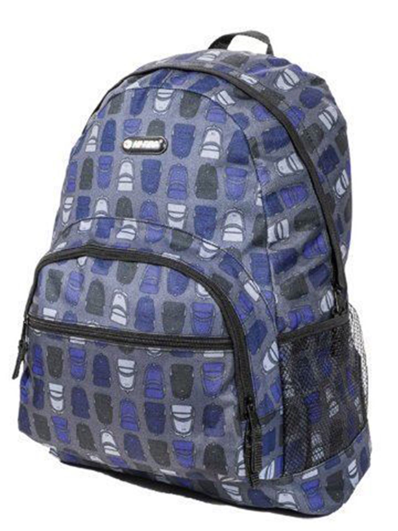 BNWT Women Girls HI-TEC Rucksack Travel Holiday Sports Gym School Bag Backpack