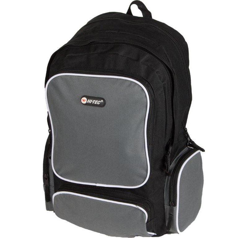 Hi-Tec Large Mens Boys Dover School College Backpack Hiking Rucksack Travel Bag