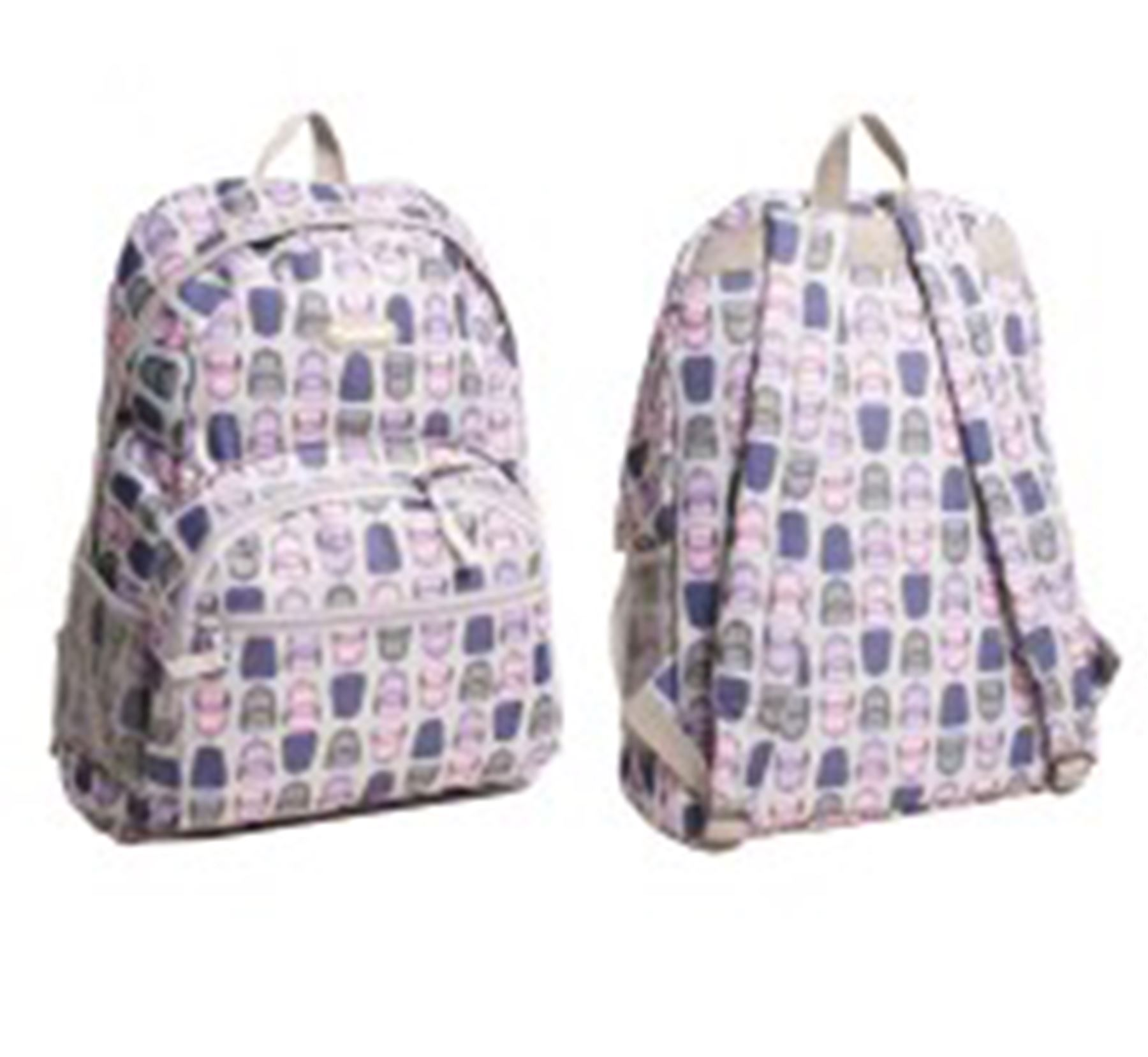 Hi-Tec-Mens-Ladies-Printed-Backpack-Rucksack-School-College-Gym-Hand-Travel-Bag thumbnail 5