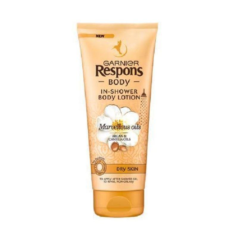respons body lotion