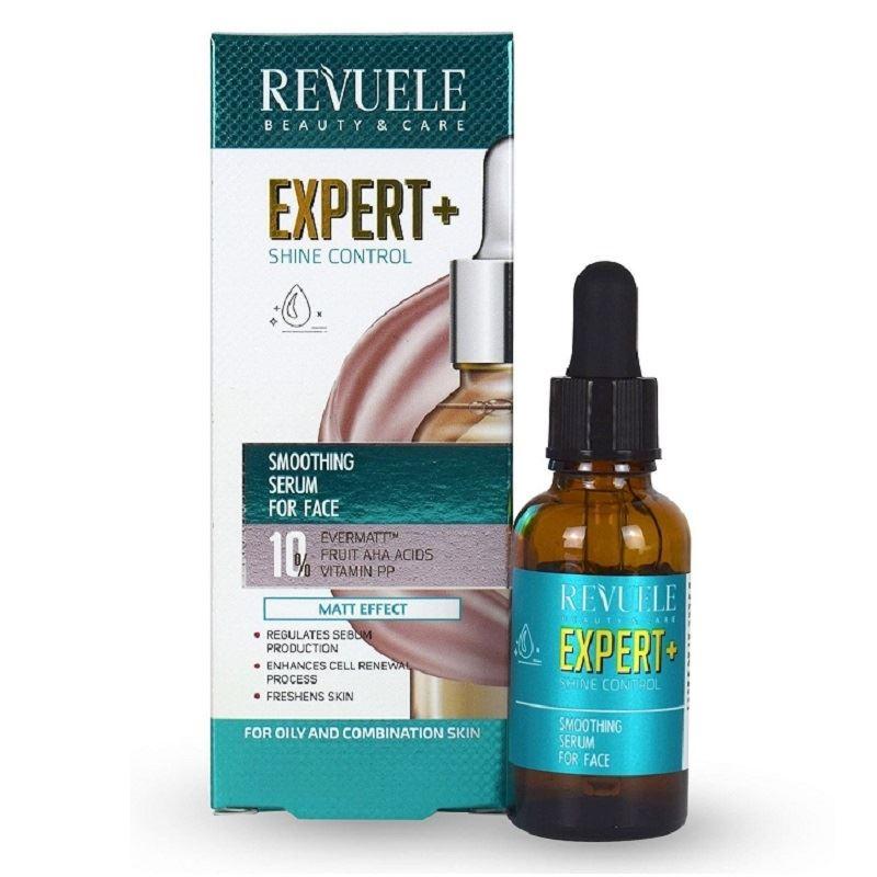 Details about Revuele Expert+ Smoothing Serum For Face Matt Effect - 25ml 1  2 3 6 12 Packs