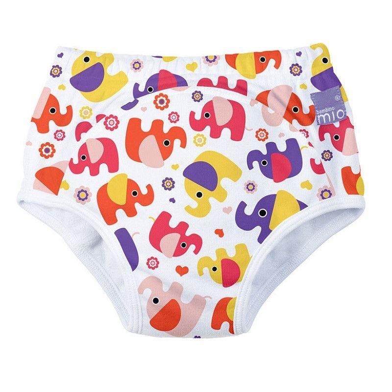 Bambino Mio Potty Training Pants Elephants 3+yrs 1 2 3 6 12 Packs