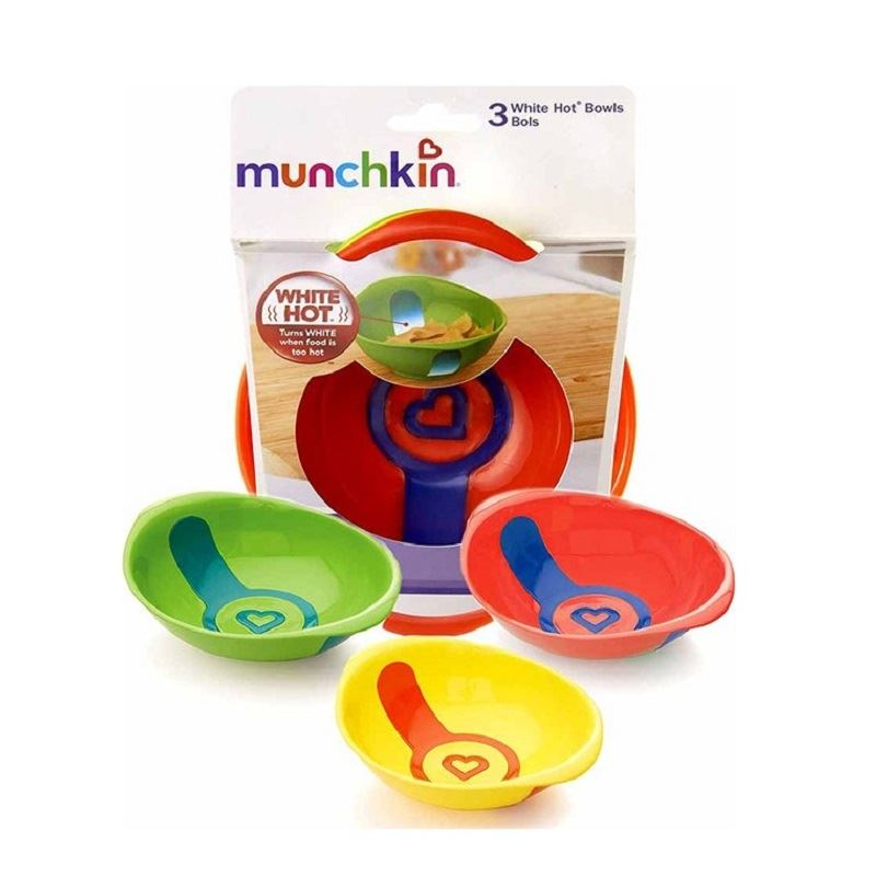 Munchkin Stay Put Suction Bowls 1 2 3 6 12 Packs