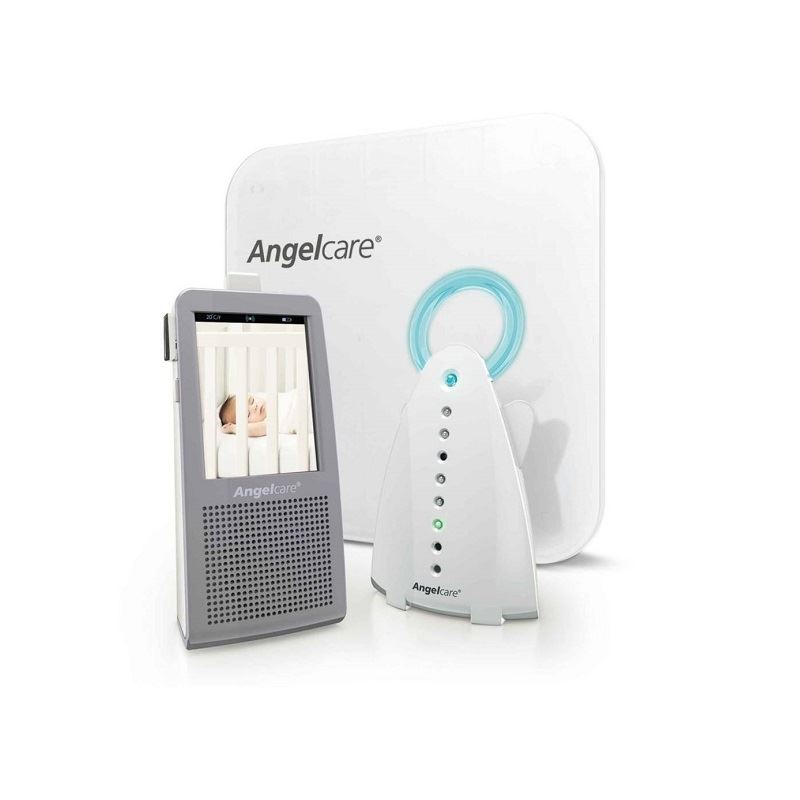 Angelcare-Video-Movement-amp-Sound-Baby-Monitor-Digital-AC1100-1-2-3-6-12-Cases