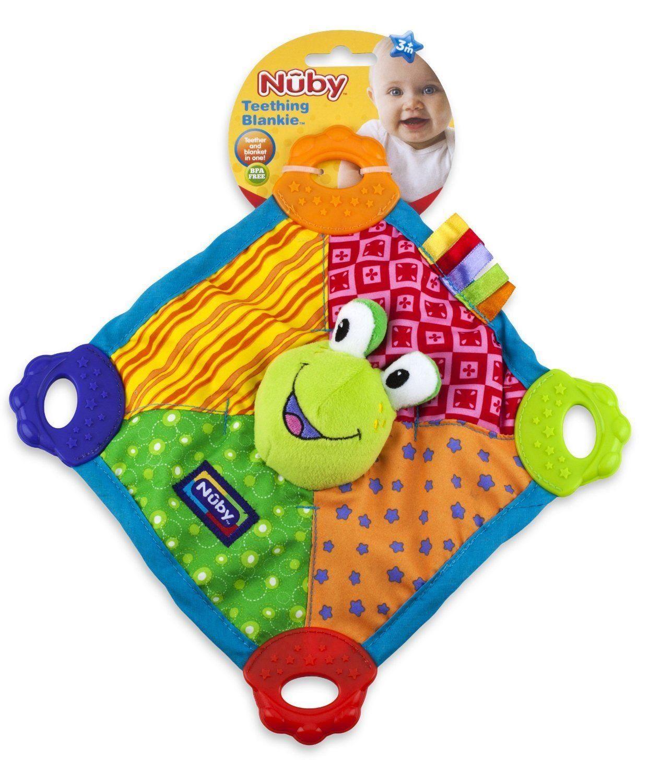 Nuby-Teething-Blankie-0m-1-2-3-6-12-Packs