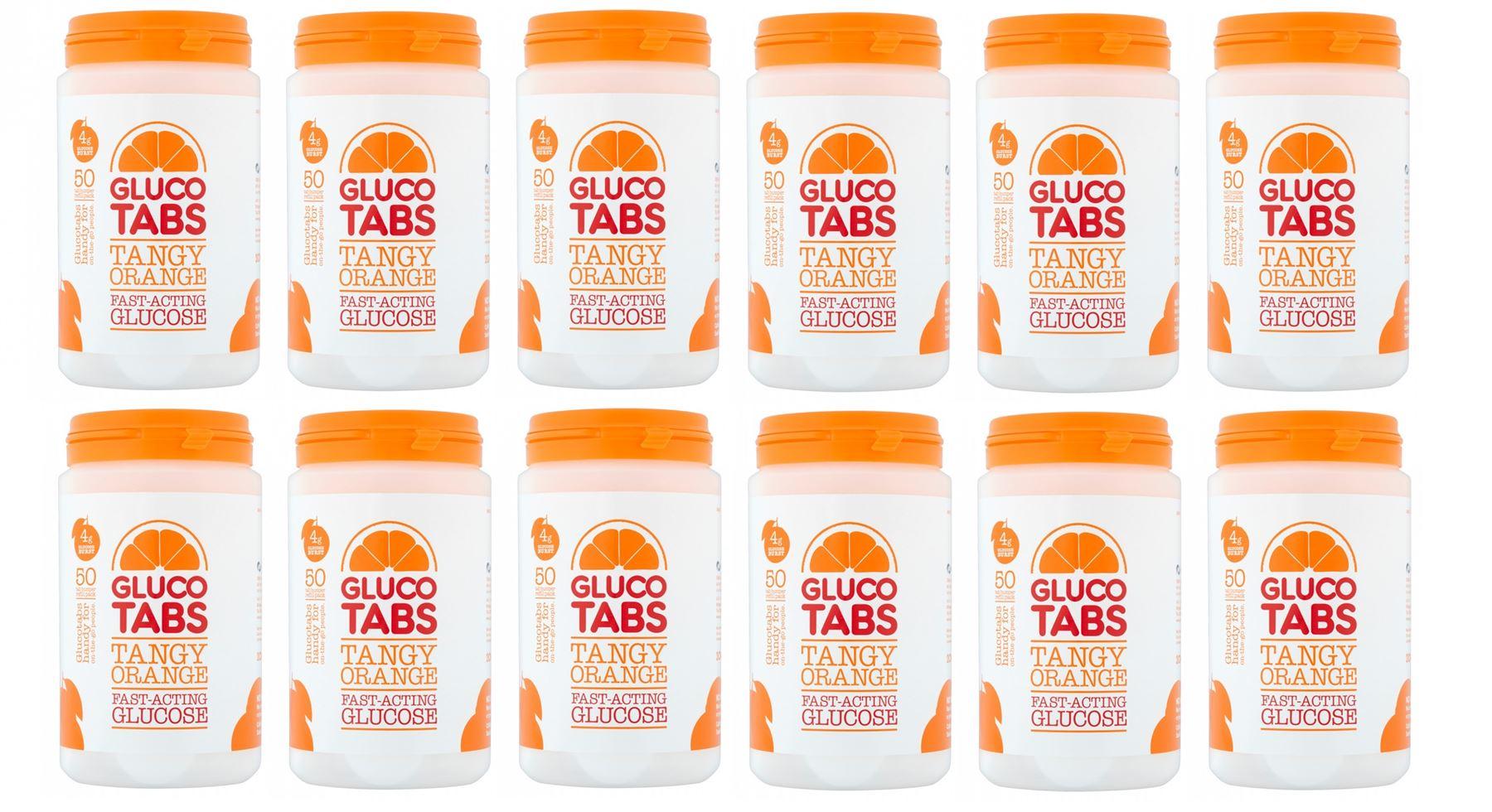 Glucotabs-50-Tablets-Orange-Fast-Acting-Glucose-1-2-3-6-Packs