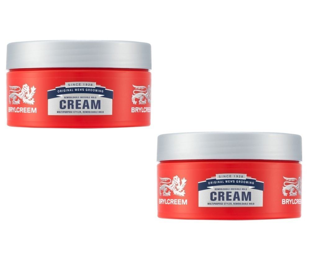 Brylcreem Hair Styles: Brylcreem Styling Hair Cream 75ml - 1 2 3 6 Pack