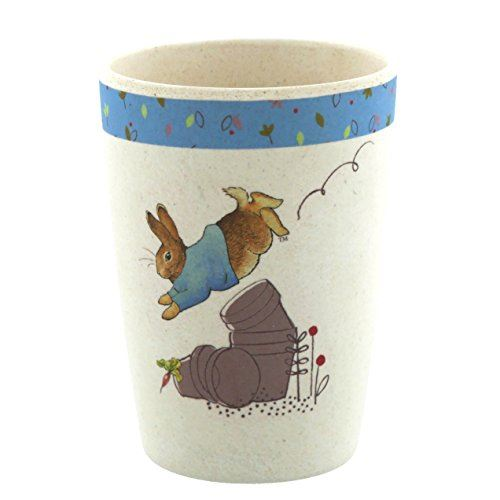 Peter Rabbit Organic Beaker Cup Childrens ECO FRIENDLY Gift