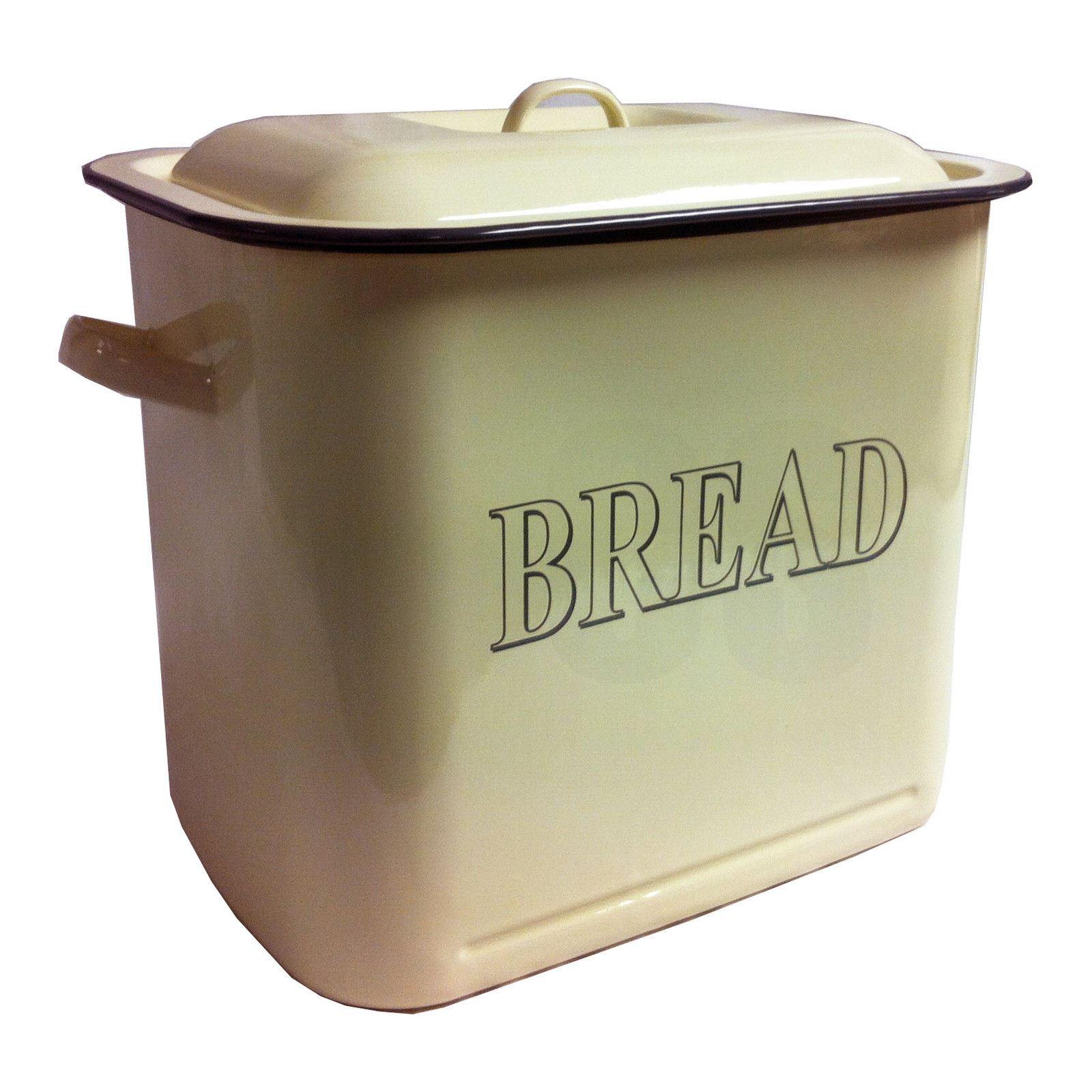 Food & Kitchen Storage Falcon Enamel Bread Bin