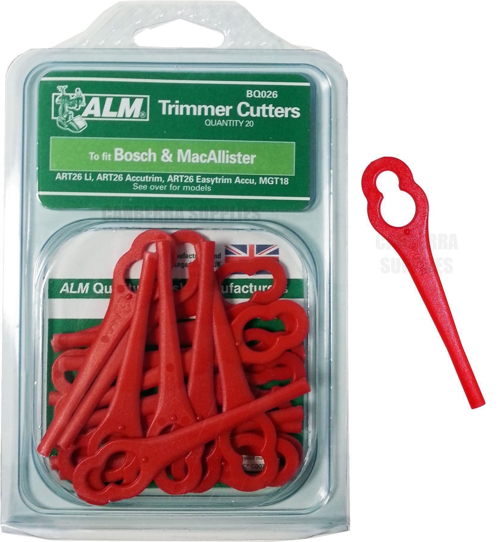 alm trimmer blades lidl florabest frt18a frt18a1 lawnmaster clgt1018b ebay. Black Bedroom Furniture Sets. Home Design Ideas