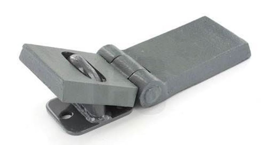 Securit S1420 Locking Insurance Security Bar 200mm Hasp