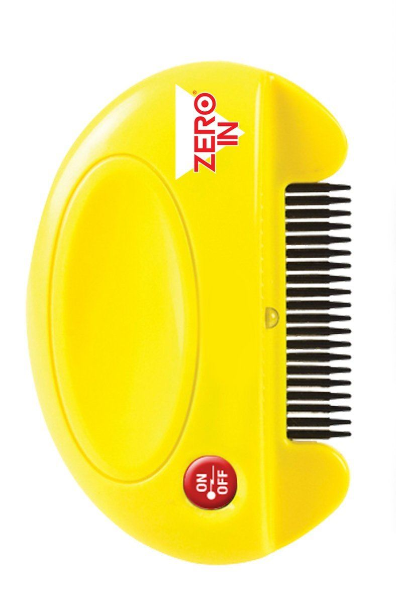 Zero In Electronic Flea Killer Comb Dogs Cats Poison Free 2 • EUR 12,00