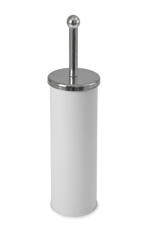 Chrome Black Blue Canyon Toilet Brush Holder /& Brush 10cm x 57cm