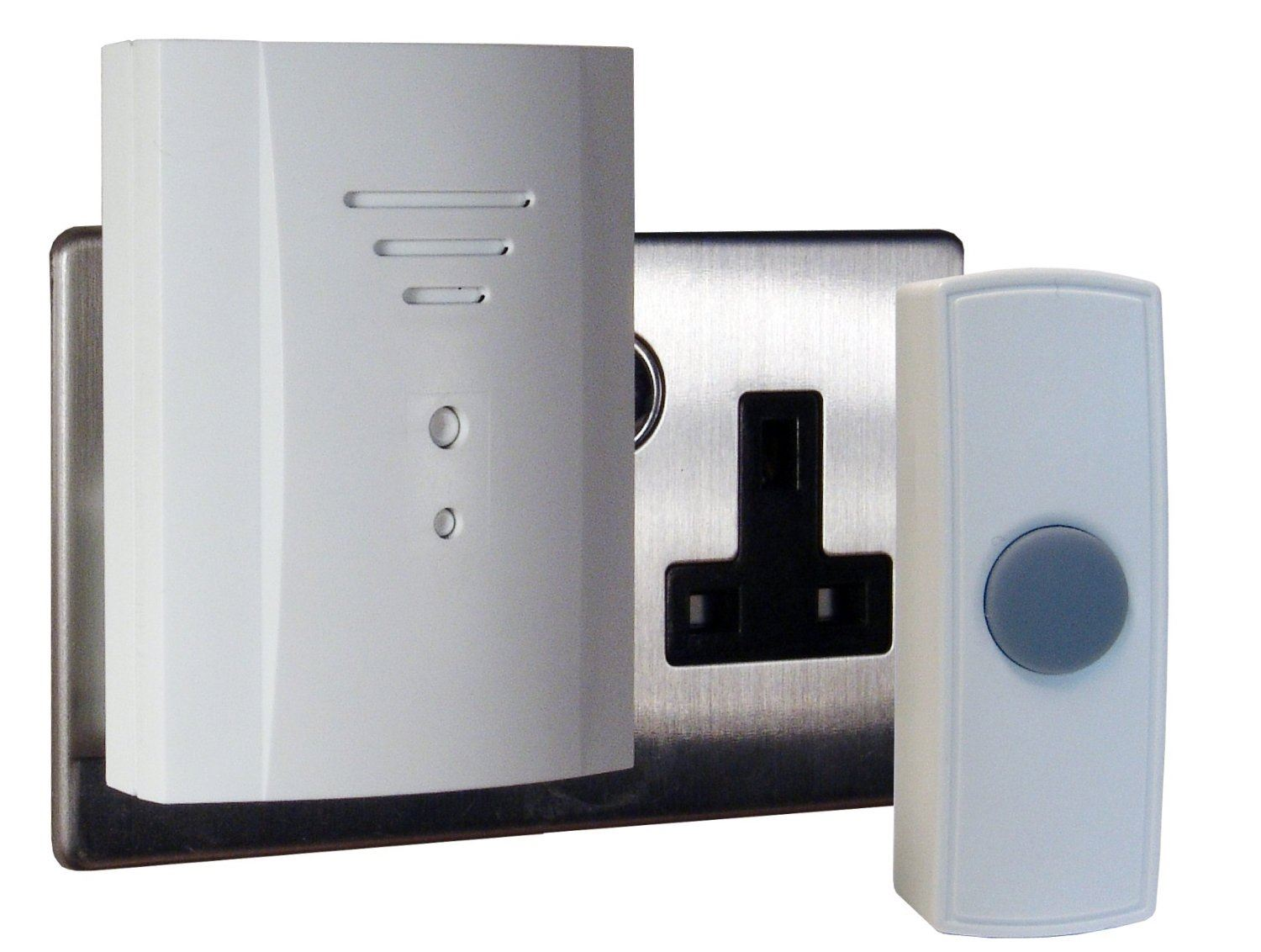 with sounds kit ge chimes kits wireless home chime depot doors nickel p door the