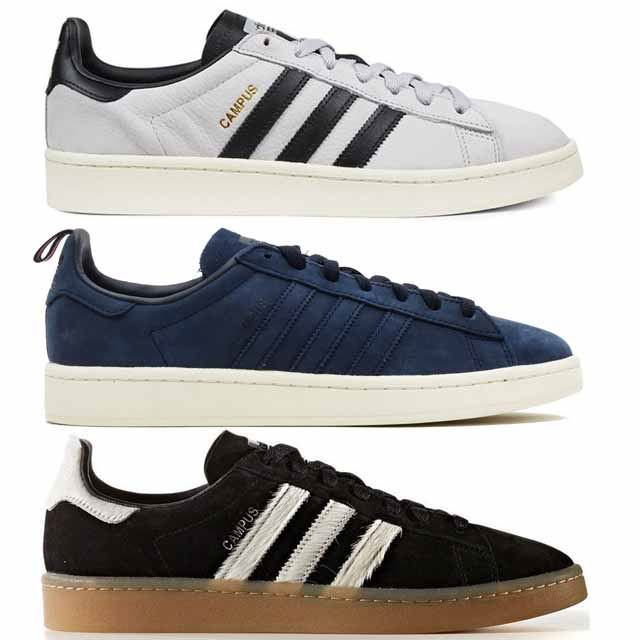 low priced 4c551 615cf adidas adidas Campus Mens Trainers MENS