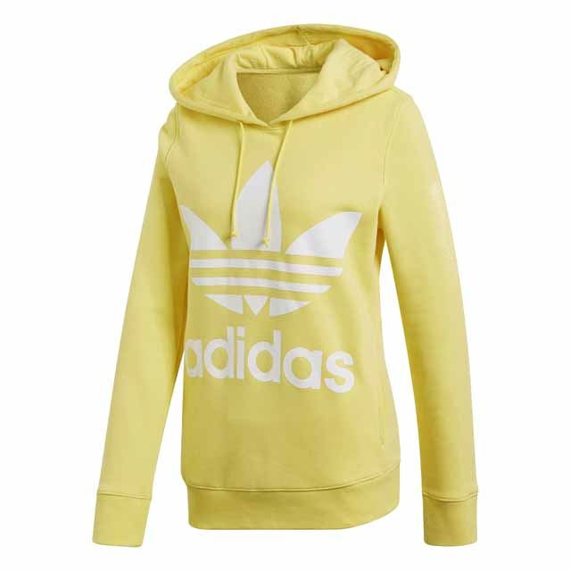 Details about adidas Originals Trefoil Hoodie CE2413 Womens  Sweatshirt~Originals~RRP £55~SALE!
