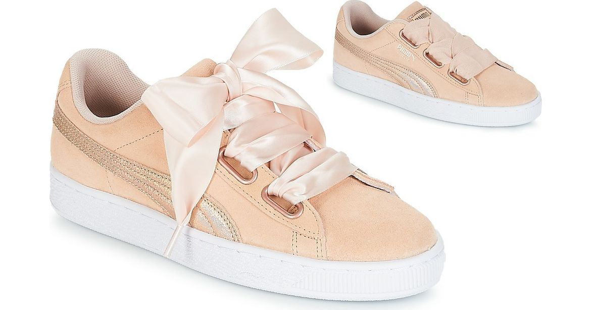 Puma Suede Heart Satin~Reset~Womens Trainers~RRP £70~Sizes UK 3 to 8 | eBay