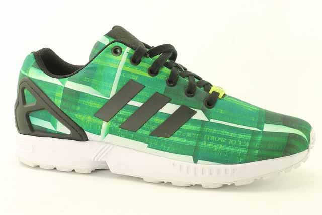 detailed look ec2da 688d8 Details about adidas ZX Flux S31619 Mens Trainers~Originals~UK 6.5 to 11.5  Only