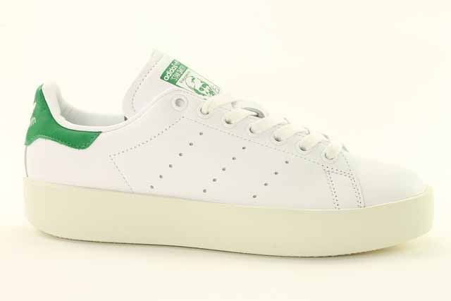8bdf2b675fcbf adidas Stan Smith Bold S32266 Womens Trainers~Originals~UK 4 to 6 ...