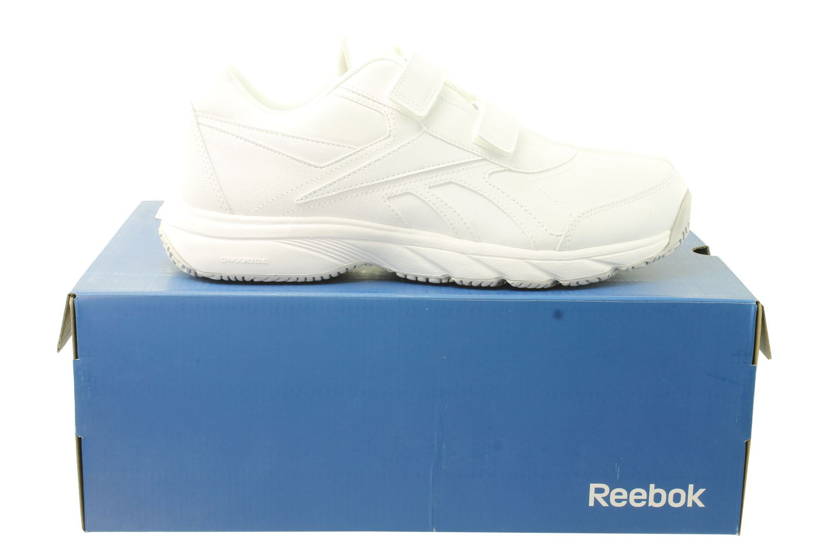 Reebok-Work-039-n-039-Cushion-KC-Mens-Trainers-Leather-CLEARANCE-PRICE Indexbild 5