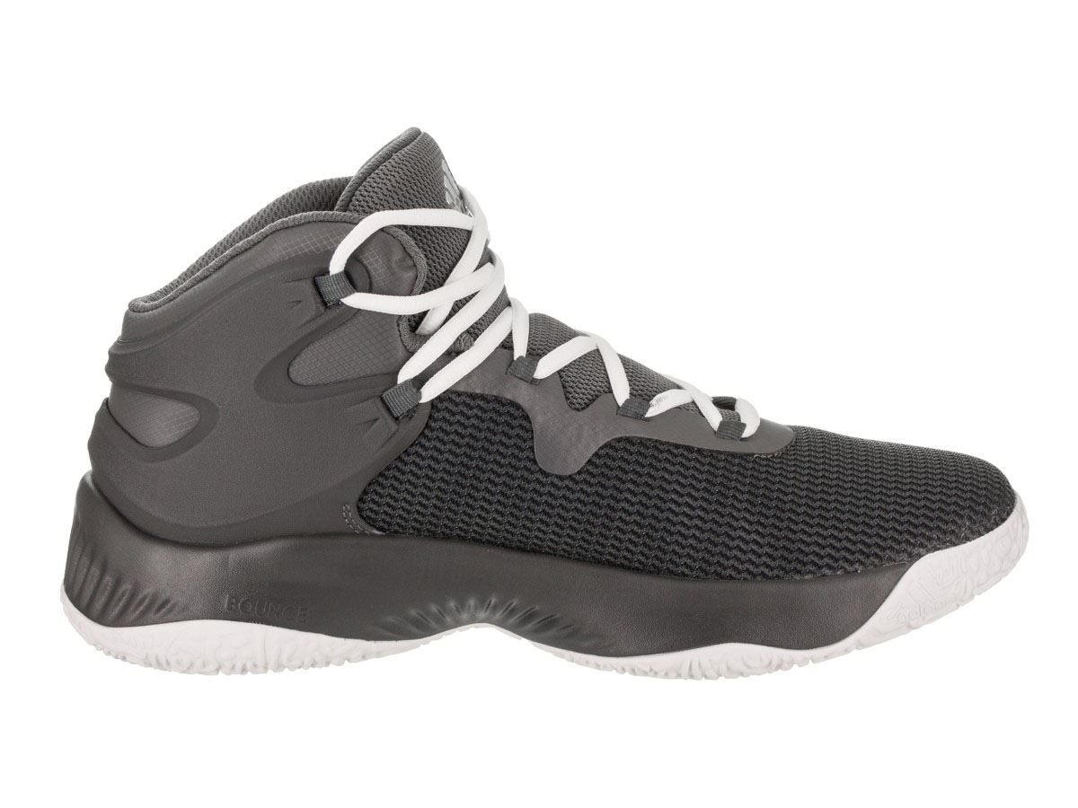 45c787568da15 adidas Explosive Bounce Grey Silver Men Basketball Shoes SNEAKERS Trainer  By3779 UK 8.5. About this product. Picture 1 of 6  Picture 2 of 6 ...