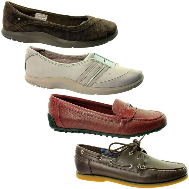 e780489f99b Details about Rockport Womens Shoes / Flats~Various Styles~Rrp £35-£50~Sale  Price~Leather~MV7