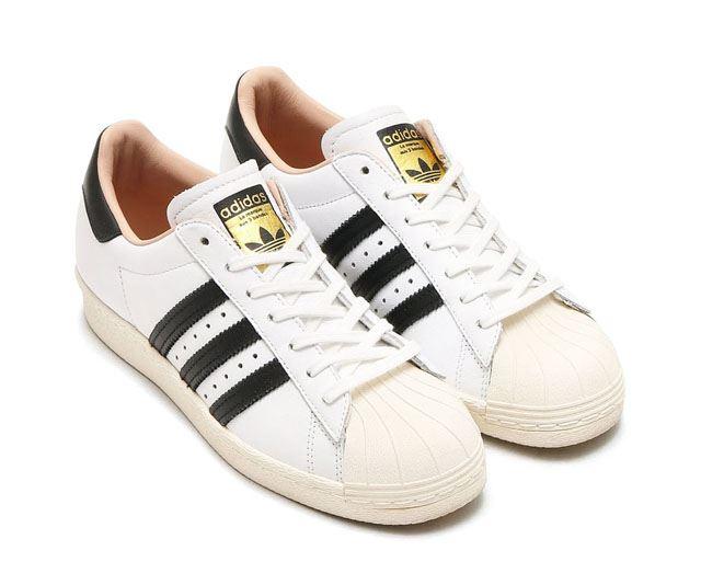 Adidas 3 By2957 80's 5 8 ~ ~ damessneakers Superstar uk originelen tot FFqUyrf1
