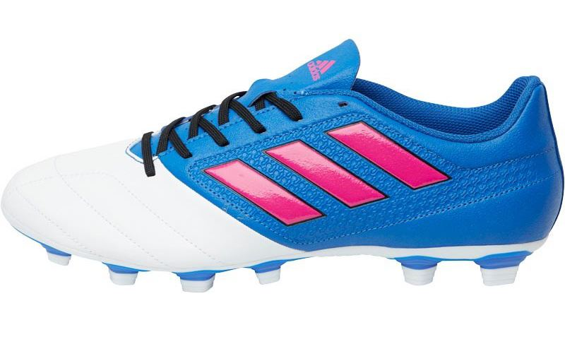 new style 76dde ab6ee ADIDAS-ACE-16-17-4-Homme-FXG-Chaussures-