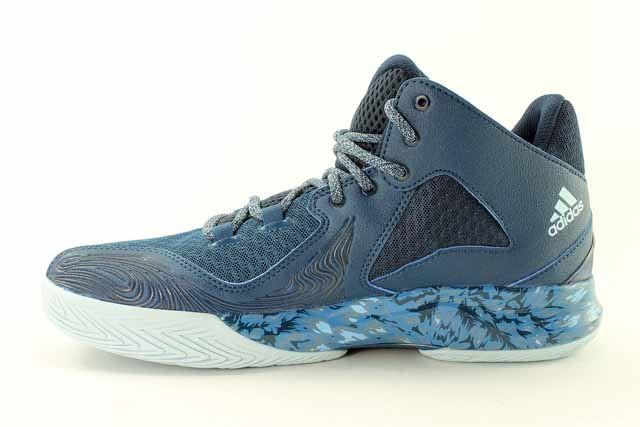 Adidas Derrick Rose 773 V Hommes Basket Couleurs Bottes ~ 2 Couleurs Basket ~ RRP £ 79.99 3be3fc