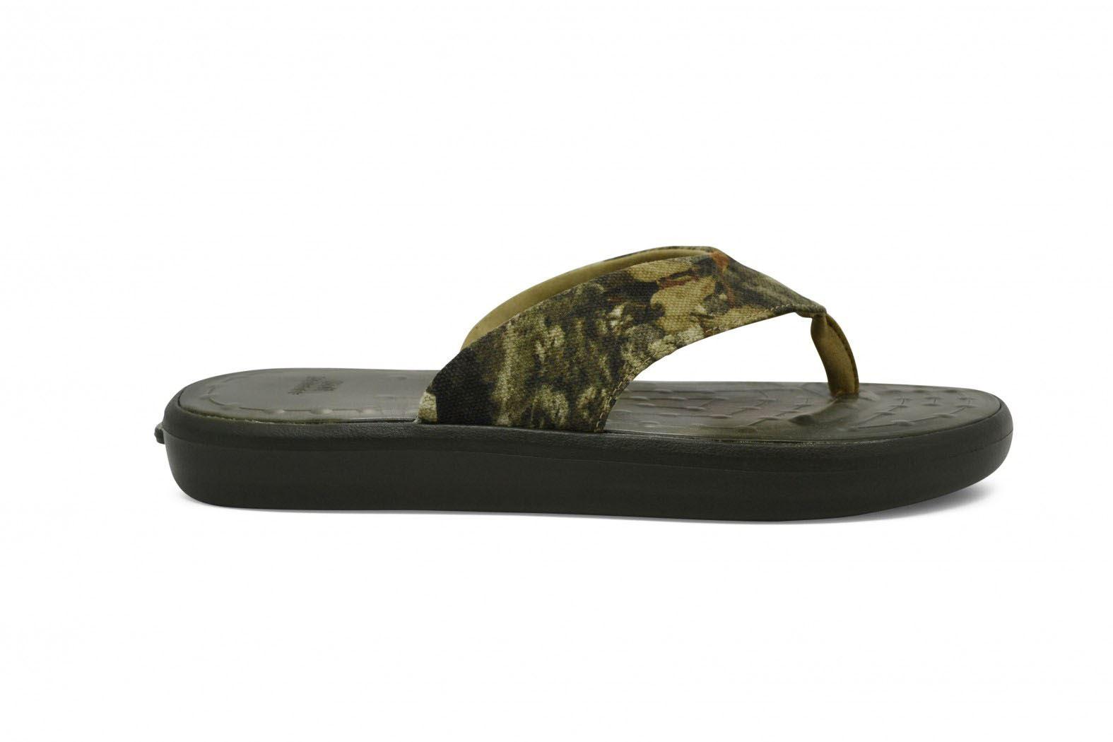 Canvas Shoe Flip Flop Men S Beach Shoes
