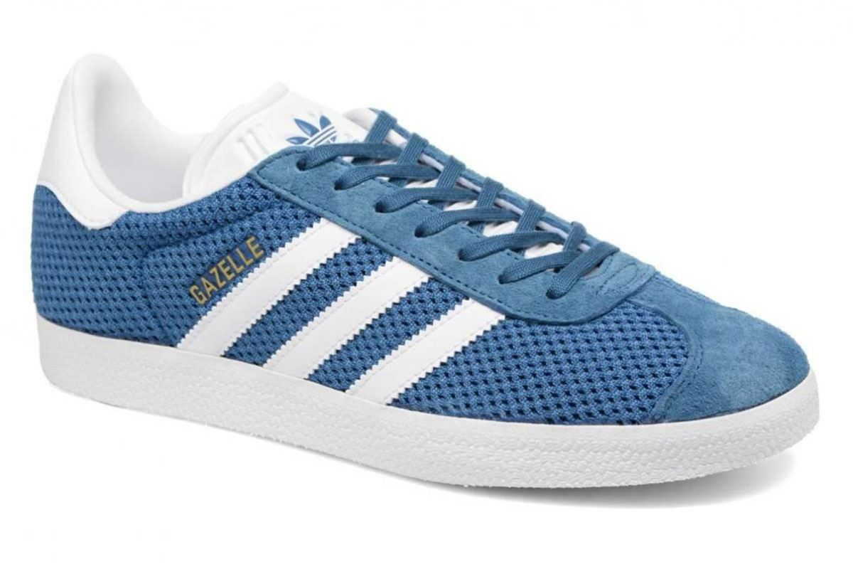 d6081ef9ba4c Image is loading adidas-Gazelle-BB2757-Mens-Trainers-Originals-UK-3-