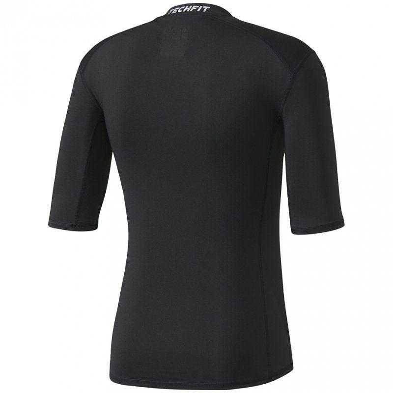 adidas-TechFit-Base-Layer-Shirt-Mens-Compression-Top-ClimaLite-All-Sizes-RRP-22 thumbnail 5