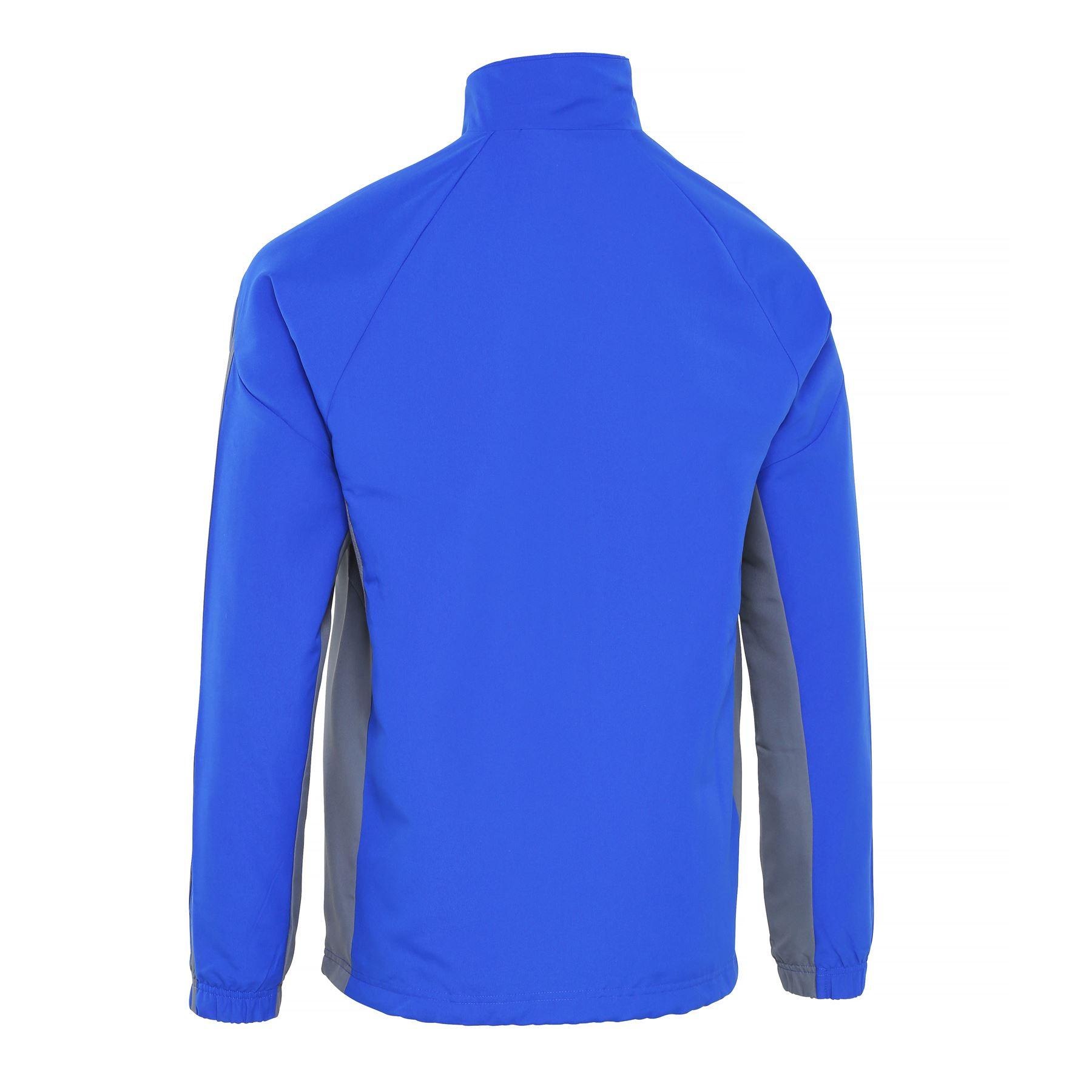 Détails sur Adidas MT14 Hommes REAL OVIEDO FC Présentation Veste 201617 ~ RRP £ 49.99 afficher le titre d'origine