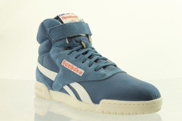 7527792bd969a3 Reebok Exofit Hi Vintage I Boots V59934~Mens~SIZE UK 5.5   6.5 ONLY ...