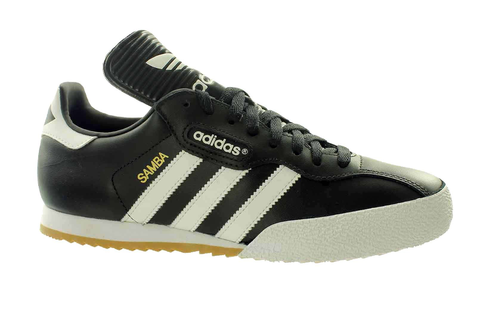 adidas Samba Suede and Leather Sneakers Gr. UK 8.5 2raT7
