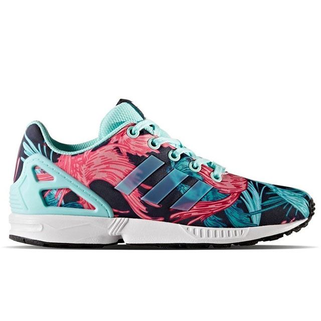8796b83e369e adidas ZX Flux BY9827 Juniors Trainers~Originals~SIZE UK 6 ONLY