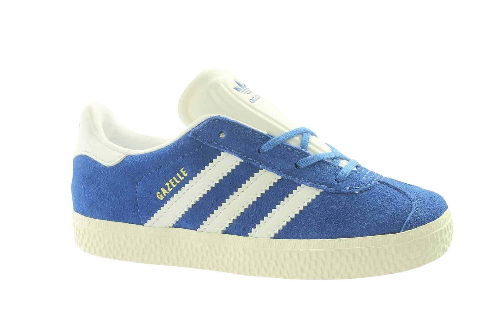 Ho le scarpe adidas originali gazzella bambini formatori blu bb2511 24 su ebay