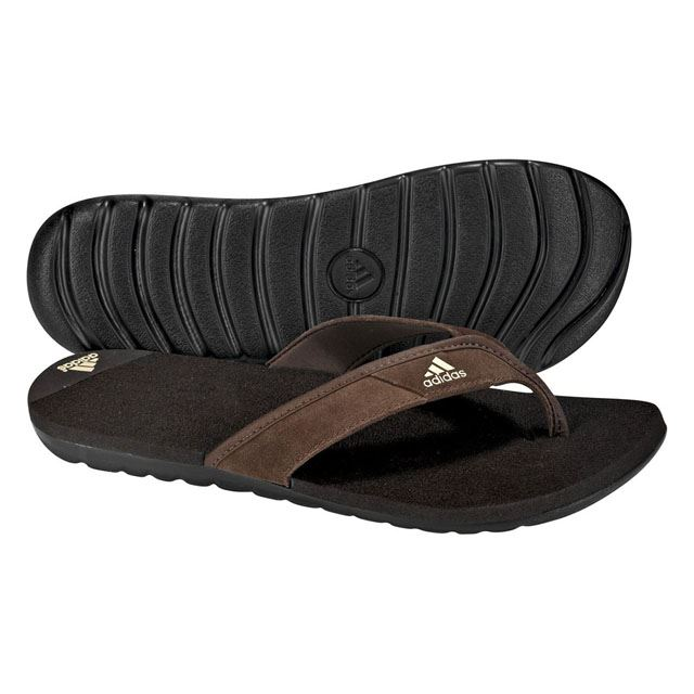 29ede6ede049 adidas Calo Leather O13327 Mens Flip Flops~Originals~UK 6 to 13 Only ...