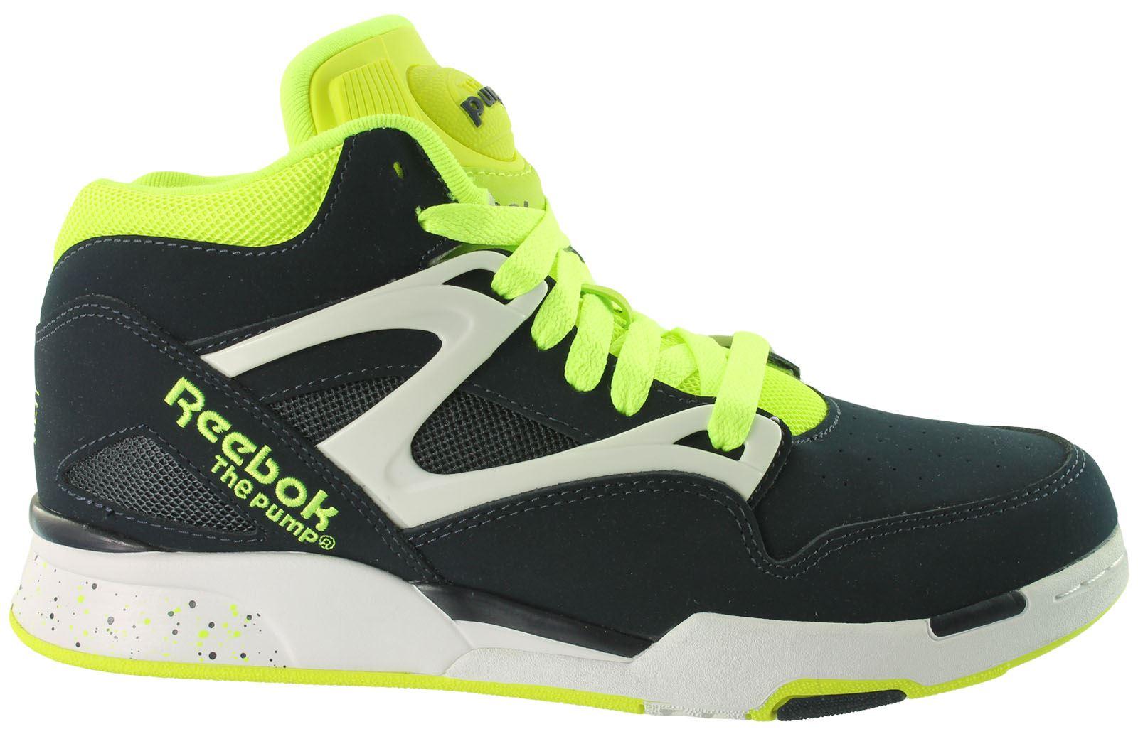 Para-Hombre-Reebok-Pump-Omni-Lite-corte-victoria-bomba-boots-limited-edition-trainers