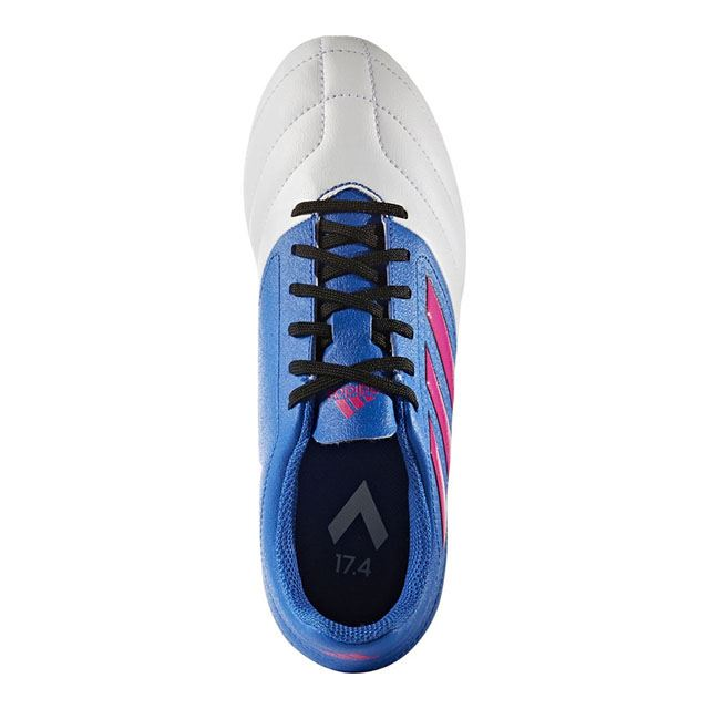 competitive price 86158 f82b4 adidas Ace 17.4 FXG BB5593 Childrens Football Boots~Soccer~U