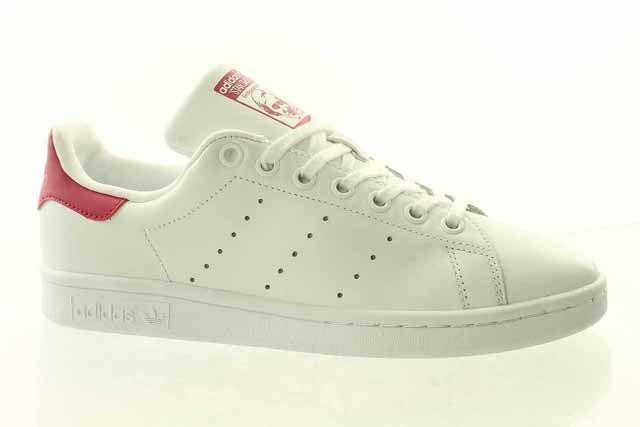 newest collection 48e8b c9a33 Détails sur Adidas Stan Smith J B-B32703 Juniors Baskets ~ Originals ~ Kids  ~ UK 3.5 - 6.5 seulement- afficher le titre d'origine