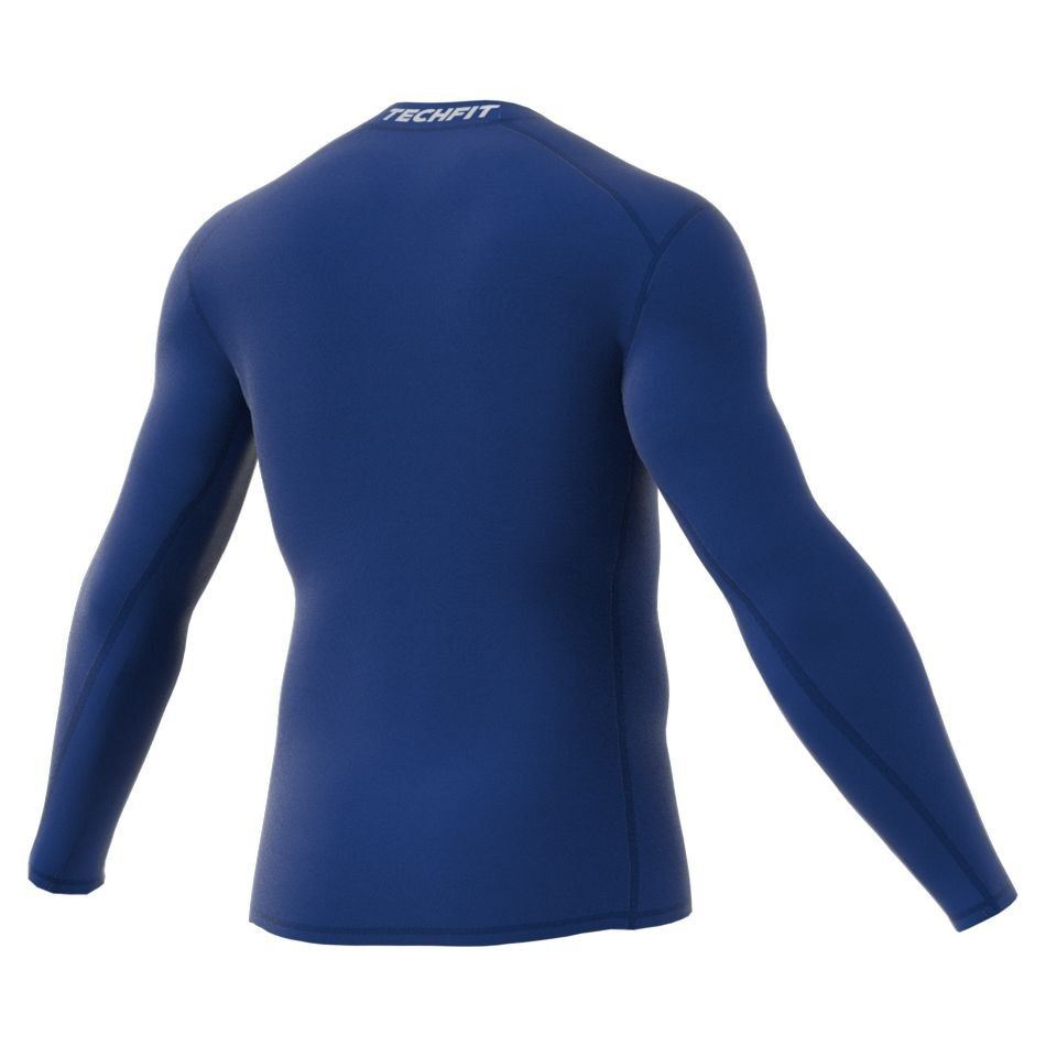 adidas-TechFit-Base-Layer-Shirt-Mens-Compression-Top-ClimaLite-All-Sizes-RRP-22 thumbnail 13